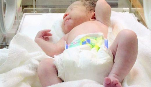 【生後0ヶ月】赤ちゃんの体の特徴|目・耳・鼻・口、、、